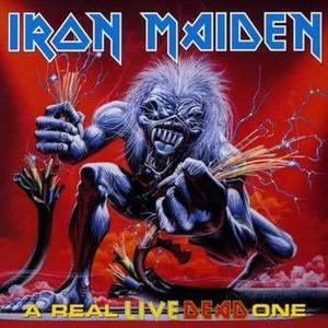 Iron Maiden - A Real Live Dead One (live) (itunes)