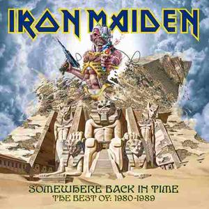 Iron Maiden - Somewhere Back In Time (itunes) + Video