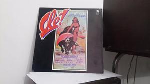 Lp Disco Acetato Olè Disco Flamenco