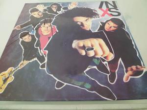 Lp / Inxs / Vinyl / Acetato / Lp Nacional /