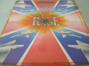 Lp / Rage / Out Of Control / Rock Heavy Metal / Vinyl /