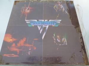 Lp / Van Halen / Van Halen / Nacional / Vinyl / Acetato /