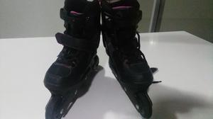 Patines Lineales Oxelo Talla 40