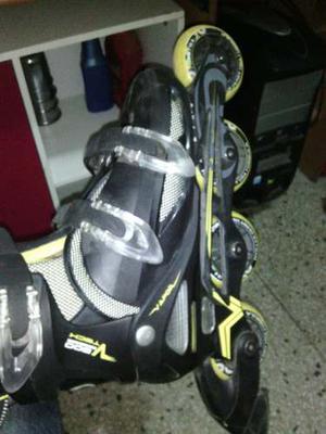 Patines Roller Derby V500 Adjustable Inline Skates