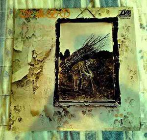 Se Vende Lp Vinil De Led Zeppelin, Led Zeppelin 4