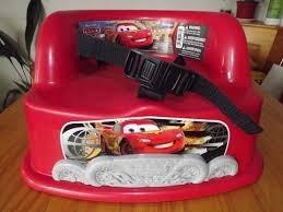 Silla De Comer Disney Cars
