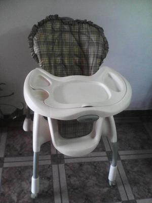 Silla De Comer Para Bebe Graco - 3 Bandejas