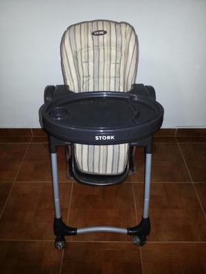 Silla De Comer Para Bebe Marca Stork
