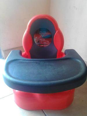 Silla De Comer Para Bebes De Cars