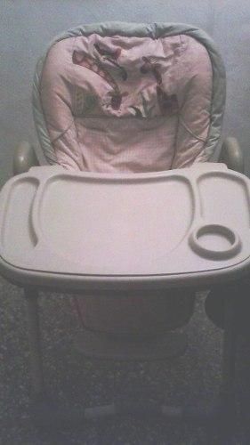 Silla- Mesa Para Comer De Bebe