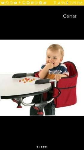 Silla Portatil Para Comer Bebes Marca Chicco