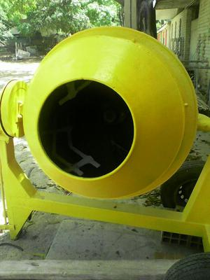 Trompo Mezclador Concreto