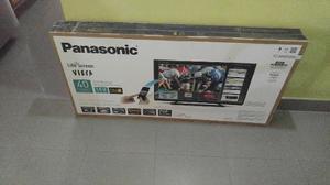 Tv Panasonic 40 Pulgadas En Su Caja Sellado Nuevo