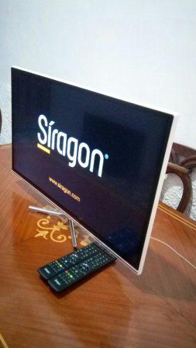 Tv Siragon Smartv 32 Led Cómo Nuevo Modelo Tv-