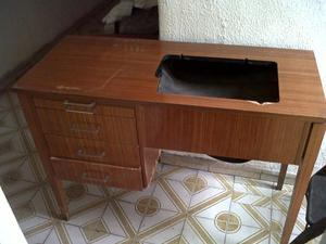 Muebles Para Maquinas De Coser Alfa Mesa Gabinete Plegable Tabla  # Muebles Maquina De Coser Singer