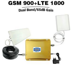 Amplificador De Señal Celular Digitel 2g, 3g Y 4g