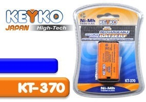 Bateria Telefono Inalambrico Panasonic Kt mah 2.4 V