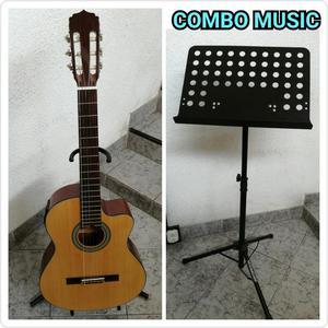 Bella Guitarra Electroacustica