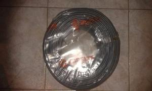 Cable Ramal Telefónico Tipo A 2 Pares Bobina De 150 Metros