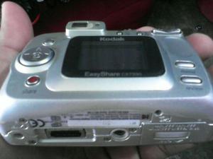Camara Digital Kodak Easyshare Cx Respuesto O Reparar