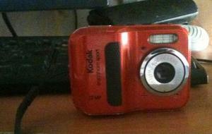 Camara Kodak Easyshare Sport Resistente Al Agua