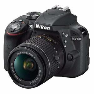 Camara Profesional Nikon D Mp Lente mm 64gb Sd