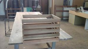 Arbol de la vida en madera mdf para decorar posot class - Cestos de madera ...