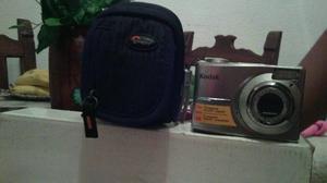 Cámara Digital Kodak Easyshare Af3x Con Forro Marca Lowepro