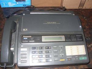 Fax Panasonic Kx F130 Funcional. Regular Estado.