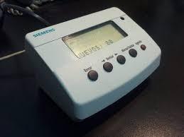 Identificador De Llamadas Siemens Id