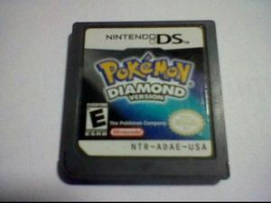 Juego de Pokemon Ds Lite