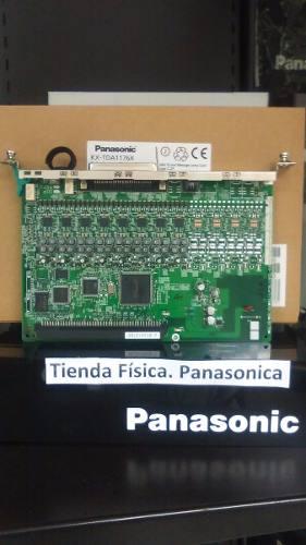 Kx-tda Tarjeta Extensiones Panasonic