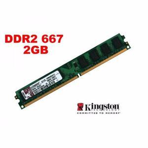 Memoria Ddr2 2gb Kingston