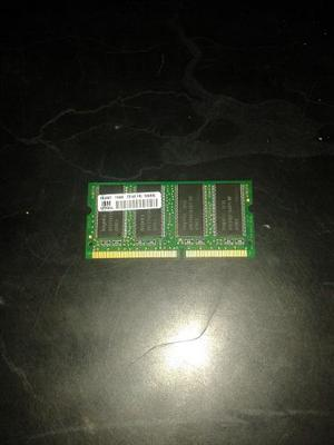Memoria Para Laptop Ddr1 De 256 Mb Ibm 333 Mhz