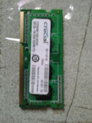 Memoria Ram De 1gb Ddr Para Laptos