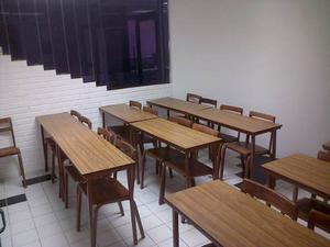 Mesas Y Pupitres Universitarios