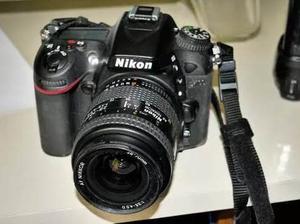 Nikon D90 Lentes  Y  Grip
