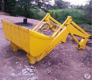 Pala hidraulica para tractor