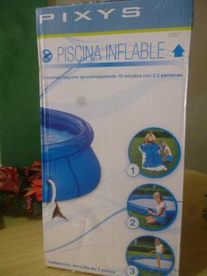 Piscina Inflable Familiar