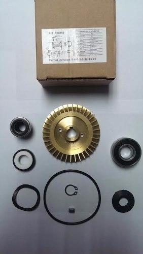 Sello Para Bomba 1/2 Hp Rolinera Kit Completo De Repacion