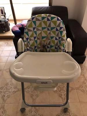 Silla De Comer Para Bebes Marca Infanti
