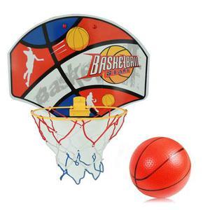 Tablero Basket,mini Balon E Inflador