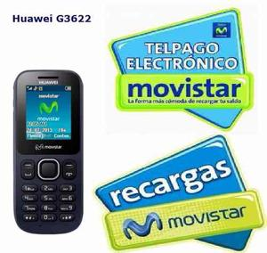 Telefono De Recarga Exclusivo Movistar