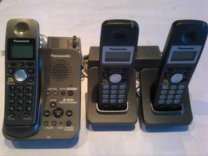Telefono Inalambrico Panasonic 2.4ghz Modelo Kx-tgla