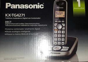 Telefono Panasonic Kx-tg Inalambrico Con Contestador