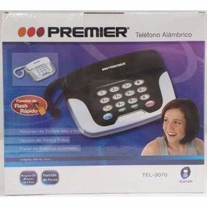 Teléfono De Mesa Premier + Originales + Varios Modelos +