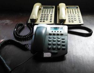 Teléfono Fijo Alámbrico Nec Pared/mesa