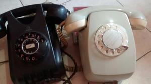 Teléfonos Antiguos De Coleccion