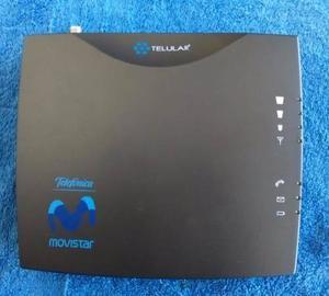 Telular Movistar Con Linea Para Punto De Venta.