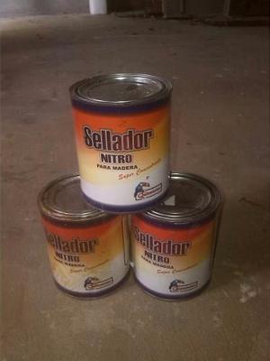 Vendo Sellador Para Madera Super Concentrado Nitro En Gal